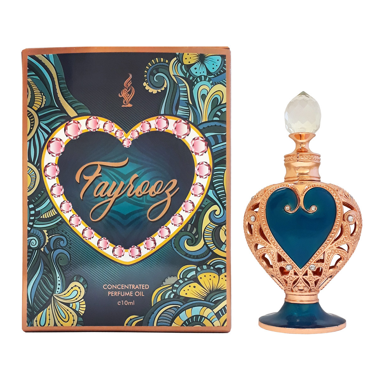 Пробник для Fayrooz  Файруз 1 мл арабские масляные духи от Халис Khalis Perfumes