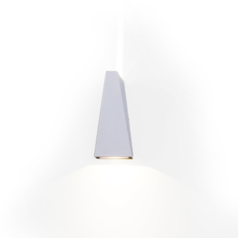 Настенный светильник копия 23 by Delta Light (белый)