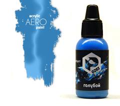 Pacific.Голубая (blue) AERO