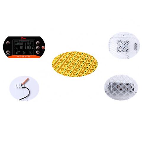Автоматический инкубатор для 56 яиц HHD 56 с переворотом яиц, фото