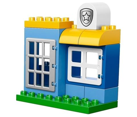 LEGO Duplo: Погоня за воришкой 10532 — My First Police Set — Лего Дупло