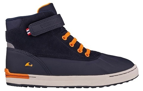 Ботинки Viking Molde Mid Navy/Orange