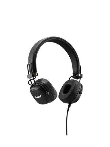 Наушники с микрофоном Marshall Major III Black (проводные)