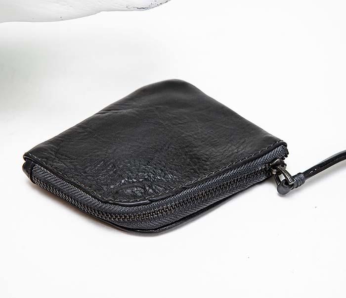 WL341-1 Мини кошелек на «молнии» для купюр и монет фото 03