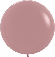 S 24''/60см, Пастель, Розовое дерево (010), 1 шт.