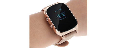 Детские GPS Часы Smart Baby Watch T58 (GW700)   цвет на выбор