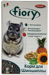 Корм для шиншилл FIORY Cincy