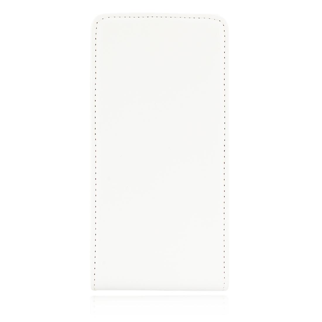 Чехол откидной белого цвета для Xperia M4A в Sony Centre Воронеж