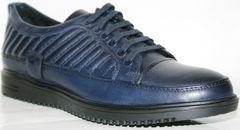 Мужские демисезонные туфли Bellini 12405 Blue