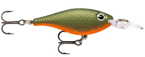 Воблер RAPALA Ultra Light Shad ULS04-GAU