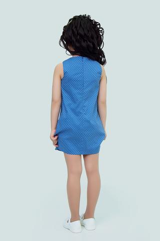 Платье детское + без дополнений (артикул 1Л6-2)
