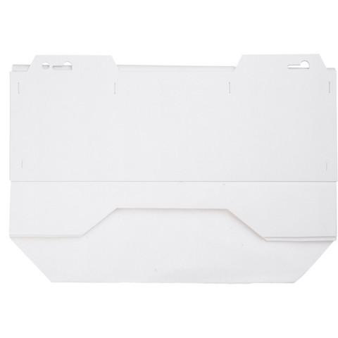Одноразовые покрытия на унитаз (10 упаковок по 125 штук)