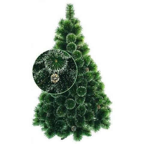 Ель сосна с шишками Новогодняя красавица 120 см