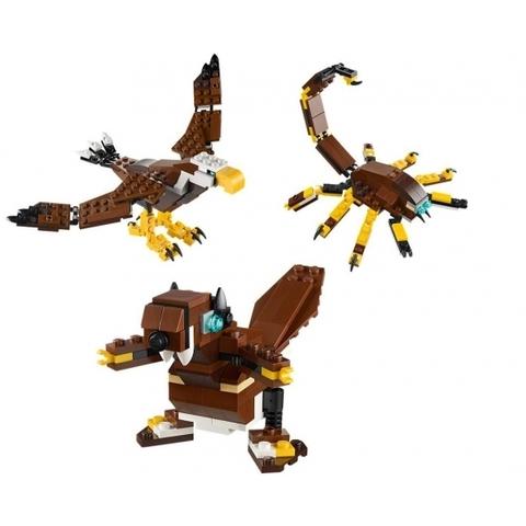 LEGO Creator: Кондор 31004 — Fierce Flyer — Лего Креатор Создатель