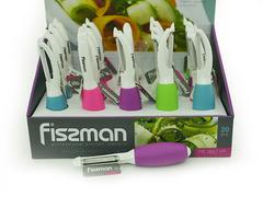 7657 FISSMAN Нож для чистки кожуры