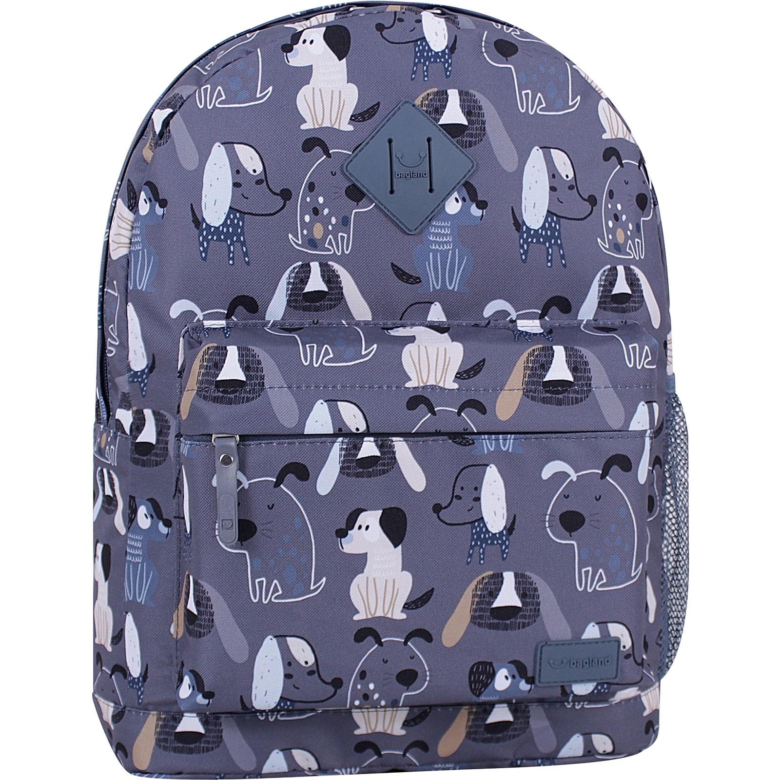 Молодежные рюкзаки Рюкзак Bagland Молодежный 17 л. сублімація 771 (00533664) IMG_7659_суб.771_.JPG