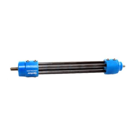 Стабилизатор короткий для лука спортивного Beiter Stabilizer Short Weight Adapter Blue