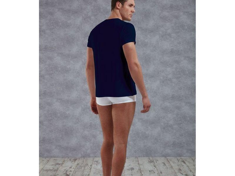 Мужская футболка темно-синяя Doreanse 2565