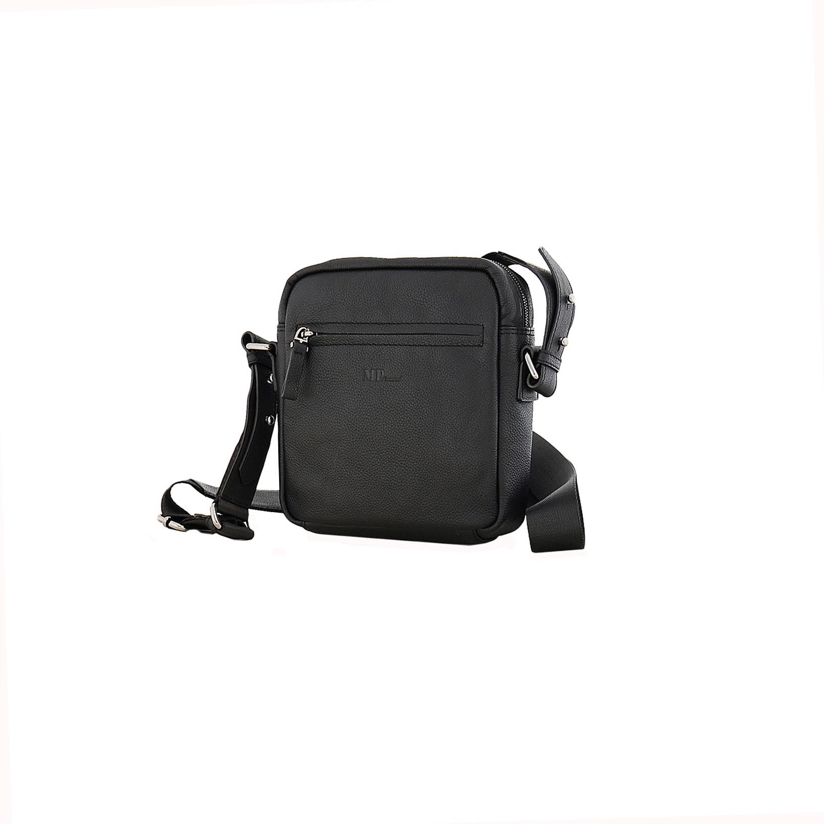 C800038 BLACK Сумка плечевая MP