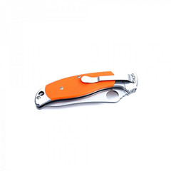 Нож Ganzo G7372 (черный, оранжевый)