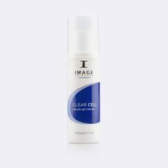 Очищающий салициловый гель для проблемной кожи Salicylic Gel Cleanser CLEAR CELL IMAGE, 177 мл