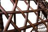 Плетеные качели KVIMOL KM 0002 большая корзина