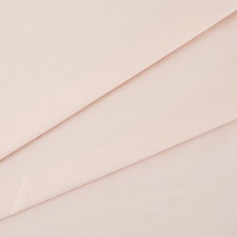 Поплин гладкокрашеный 220 см 115 гр/м2 цвет персик