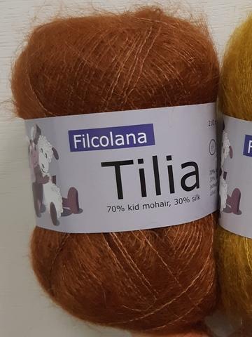 Filcolana Tilia 352 Red Squirell