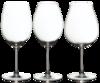 Riedel Veritas - Набор фужеров 3 шт Tasting set (6449/67, 6449/41, 6449/0) хрусталь (tasting set) картон