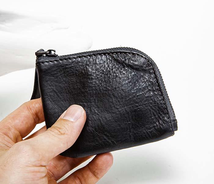 WL341-1 Мини кошелек на «молнии» для купюр и монет фото 05