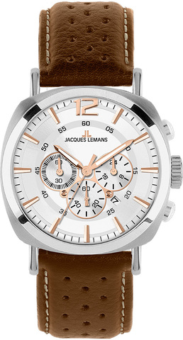 Купить Наручные часы Jacques Lemans 1-1645D по доступной цене