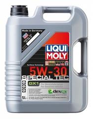 НС-синтетическое моторное масло Special Tec DX1 5W-30 5л