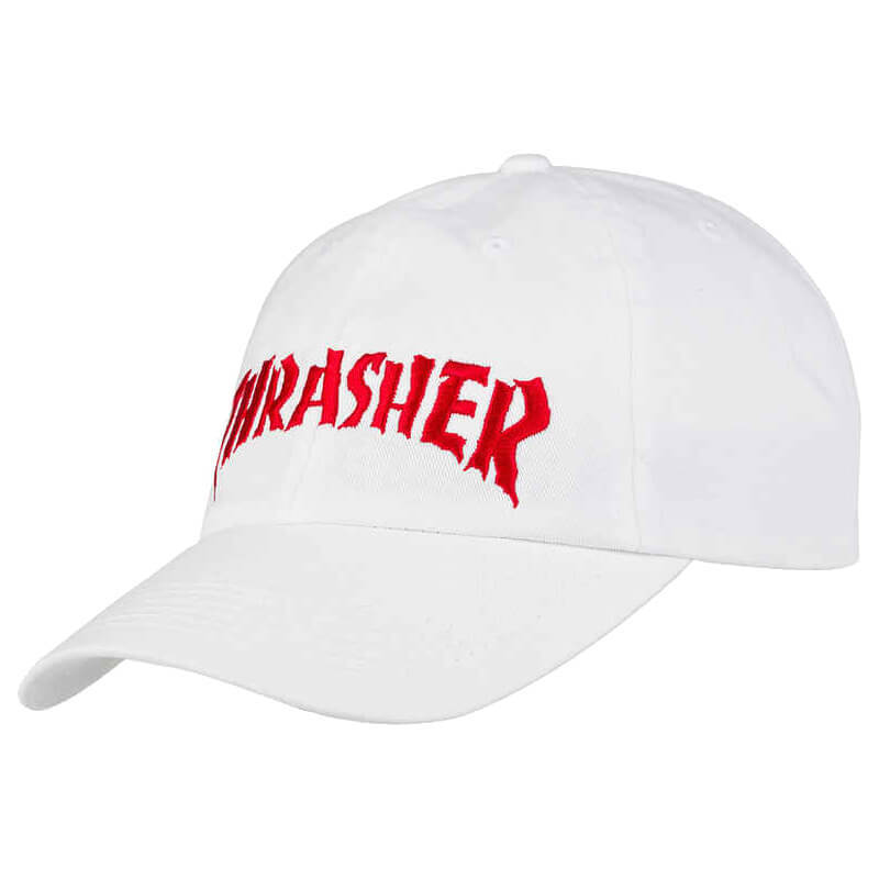 Кепка THRASHER Invert Old Timer Hat (White)