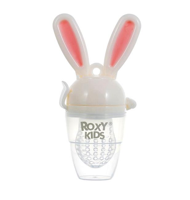 Ниблер для прикорма малышей Bunny Twist Roxy Kids