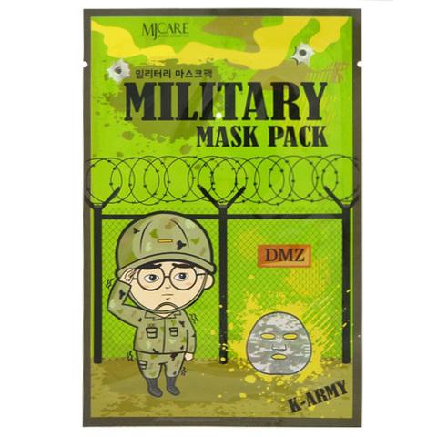 Mijin Military Mask маска для лица мужская