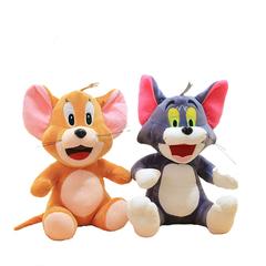 Том и Джерри набор 2 мягкие игрушки