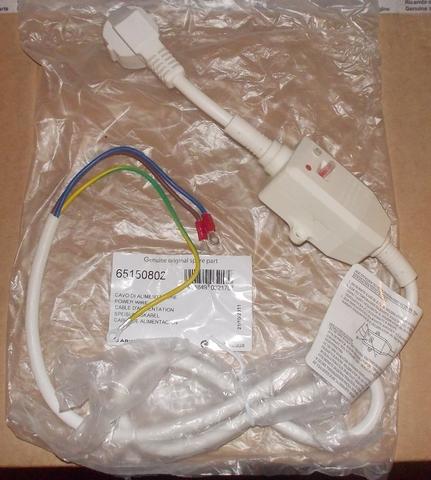 Кабель электрический с УЗО для водонагревателя Ariston (Аристон) - 65150965, 65150802, 65150868