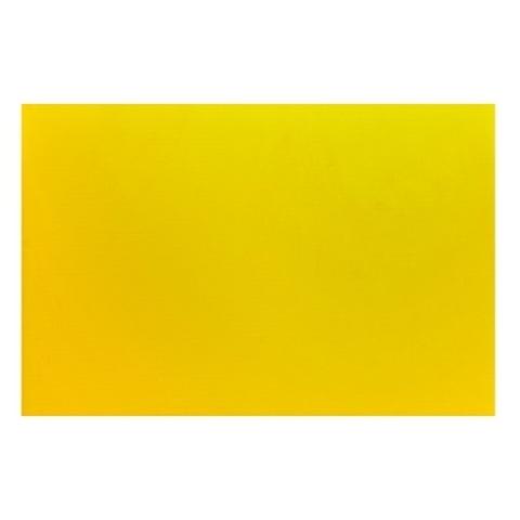 Доска разделочная VALEX  500х350х15мм полипропилен ( Желтая ).
