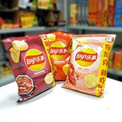 Чипсы Lay's Numb & spicy hot pot Китай 70 гр