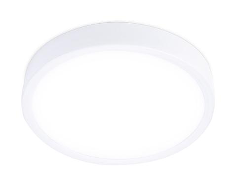 Накладной светодиодный светильник DLR366 24W 4200K 200-240V D265*28
