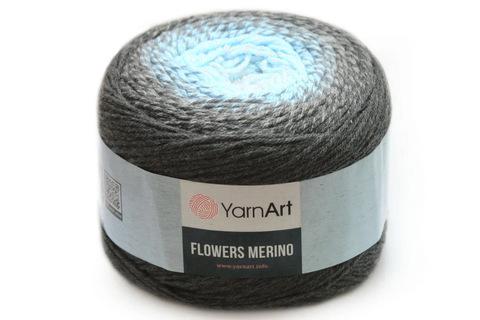 Flowers Merino (Yarn Art)