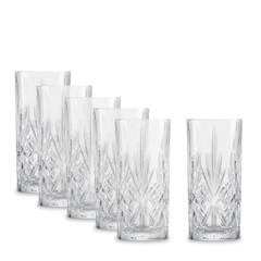Набор стаканов для воды 368 мл, 6 шт, Show, фото 1