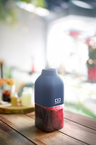 Бутылка MB Positive 0,33 л  bleu infinity