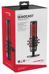 Микрофон HyperX QuadCast