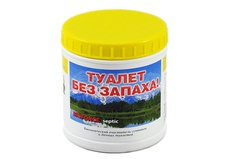 Биологический очиститель септиков и дачных туалетов BIOFORCE Septic 250г