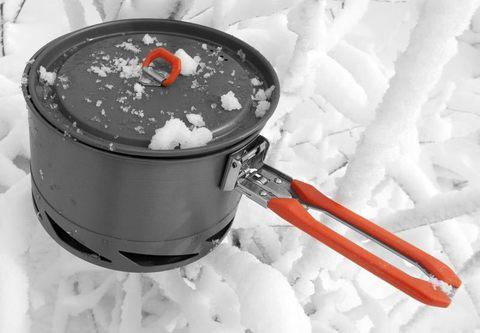Картинка кастрюля Fire-Maple Feast FMC-K2 1,5 литра  - 2