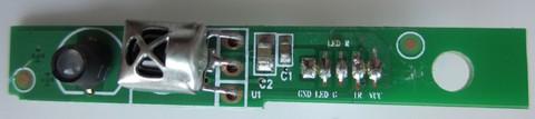 модуль фотоприемника телевизора DNS M32AM8