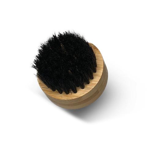 Щітка для бороди Barbers Round Beard Brush (4)