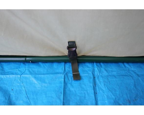 Палатка-Кухня Митек Стандарт 1.5х1.5 Ø 25 мм