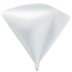 К Алмаз 3D, Белый, 27''/69 см, 1 шт.